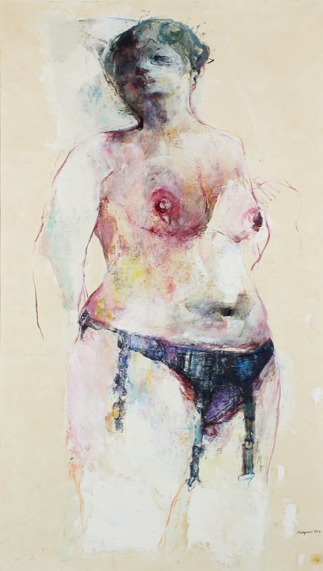 Renzo Vespignani (1924-2001) Italian
