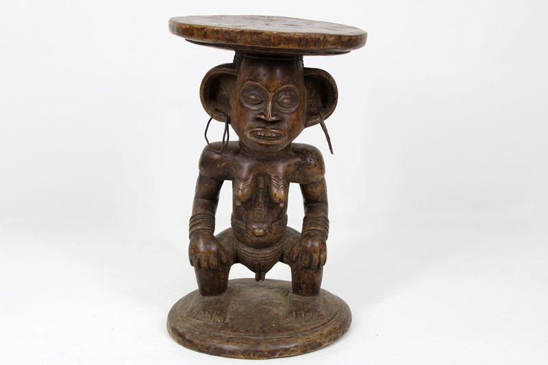African Art: Luba, Congo