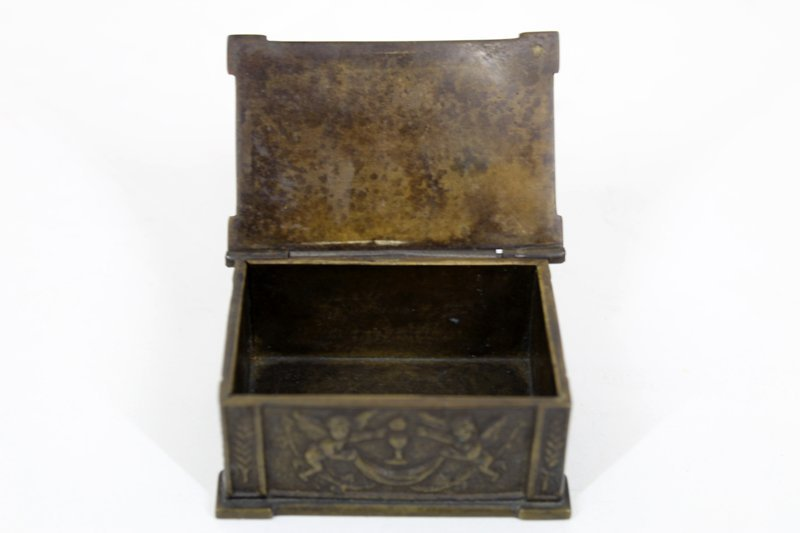 Antique Brass: Weights and Measures (19th / 20th - 6