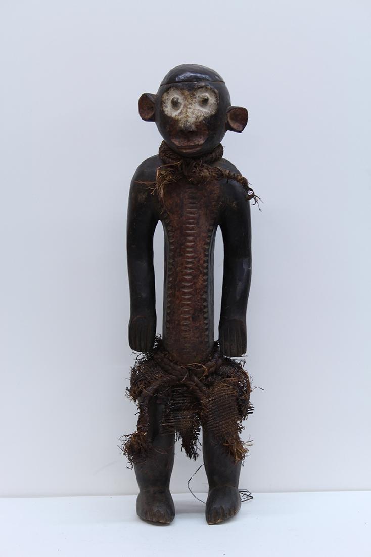 African Art: Choke, Angola