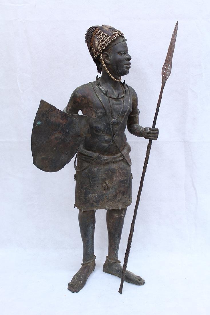 African Art: Shaka Zulu