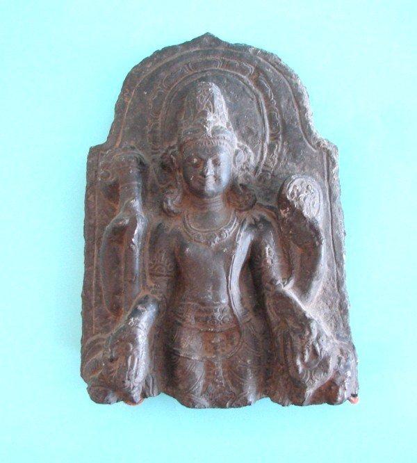 18: 12th Century Pala stele