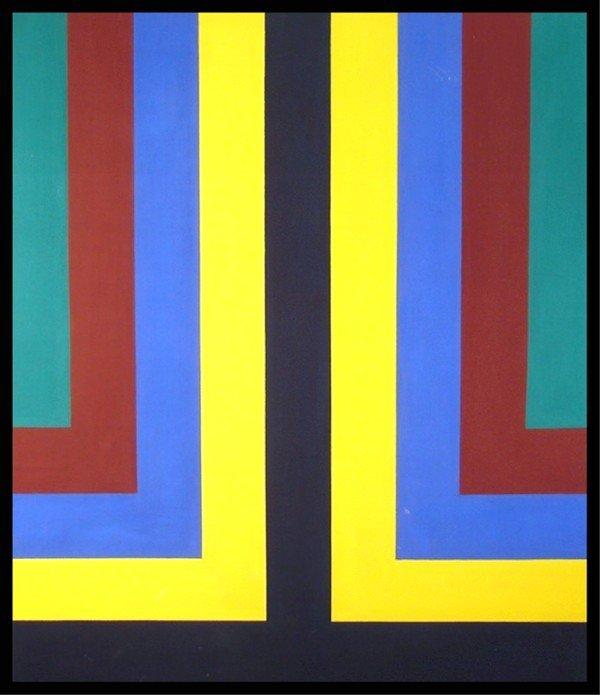 223: Howard Mehring (1931-1978) American