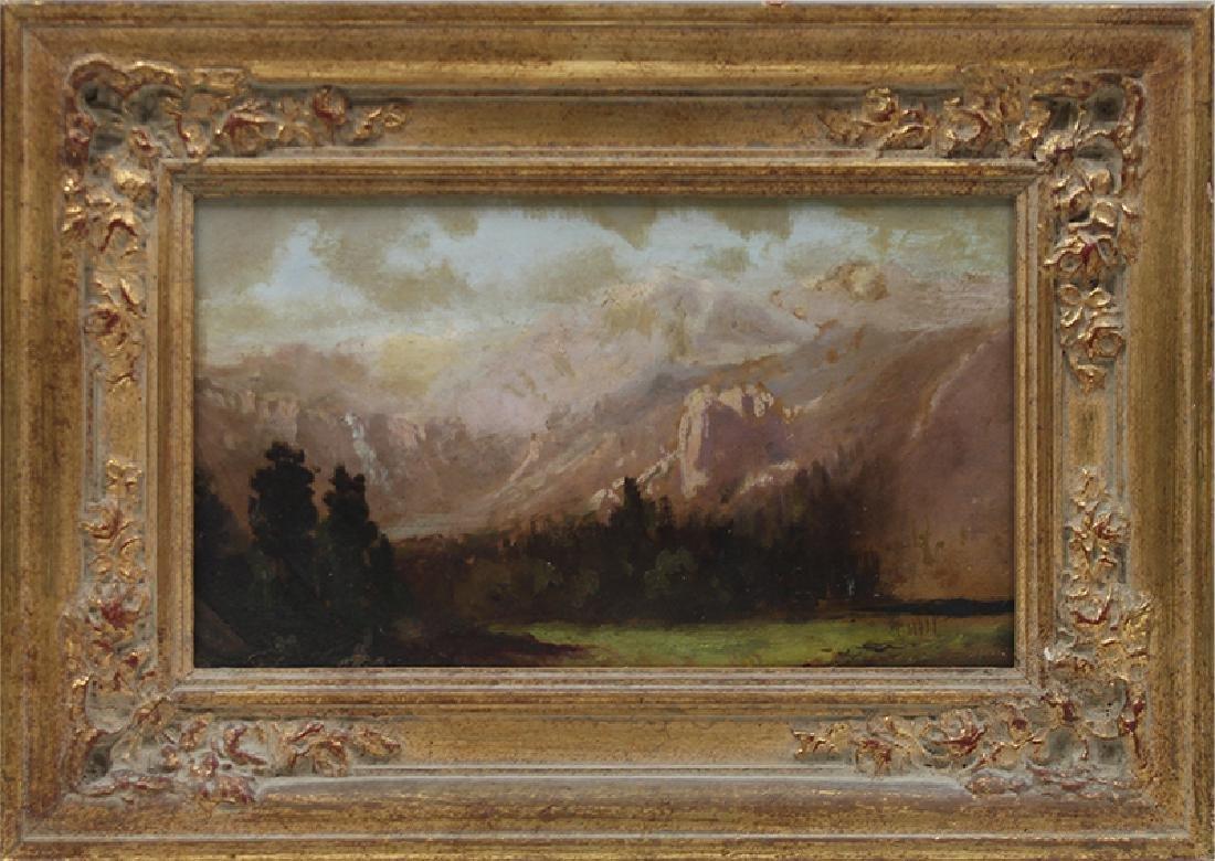 Thomas Hill (1829-1908) American