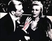 Astaire, Fred & Ginger Rogers - Black and white, half