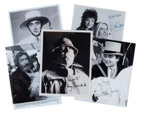 Comedy - Collection of signed photographs and movie