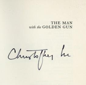 Fleming, Lee - Christopher Lee - THE MAN WITH THE