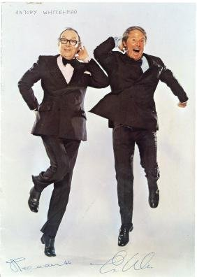 Morecambe & Wise - Programme dedicated to some of the
