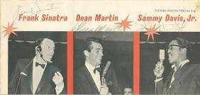 Rat Pack - Promotionnal brochure of Rat Pack from the