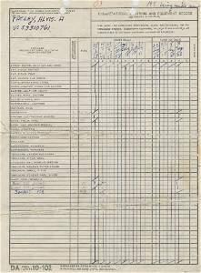 "Presley, Elvis - "" Organizational Clothing and"
