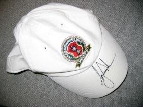 "Woods, Tiger - A ""PGA Championship Medinah"" white"