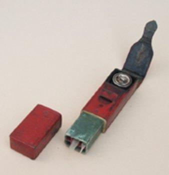 18C: SMALL TRAVELLING WRITING COMPENDIUM, c1810
