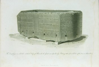 4A: Clarke.Tomb of Alexander,1805