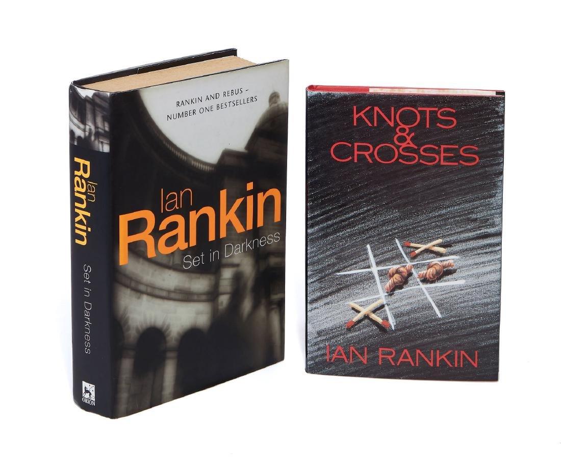 Rankin (Ian) - Knots & Crosses,