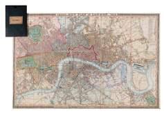 Cross Joseph  Crosss New Plan of London 1836