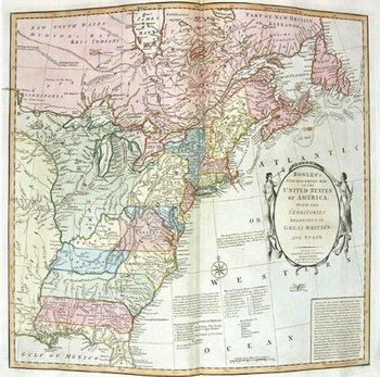 4B: Palairet (Jean) Bowles's Universal Atlas