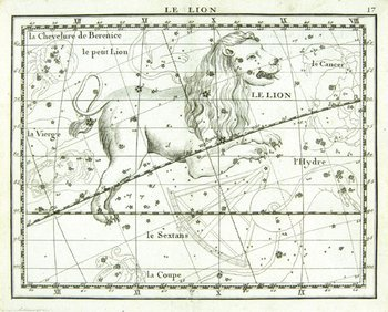 11B: Flamsteed (John) Atlas Céleste