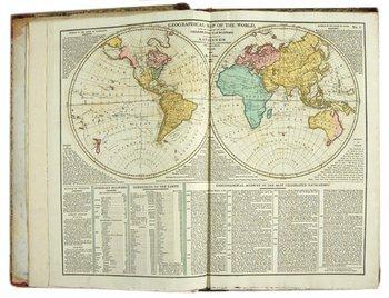 15B: Lavoisne (C.V.) Complete ... Atlas
