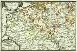 213B: Fer (Nicolas de) Pais Bas de Flandre