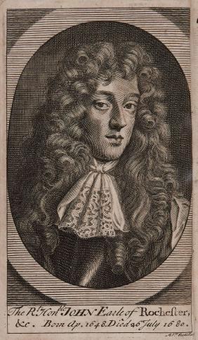 Rochester (John, - Earl of ) The Works, engraved