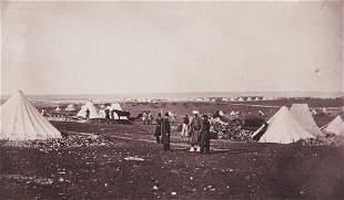 Roger Fenton (1819-1869) - General Bosquets Quarters,