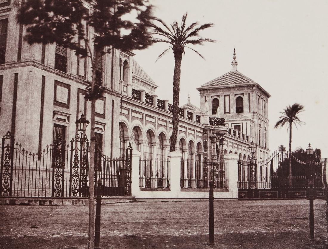Louis de Clercq (1837-1901) - Séville, Vue du
