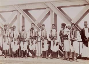 Tancrede Dumas (1830-1905) & others - Egypt,