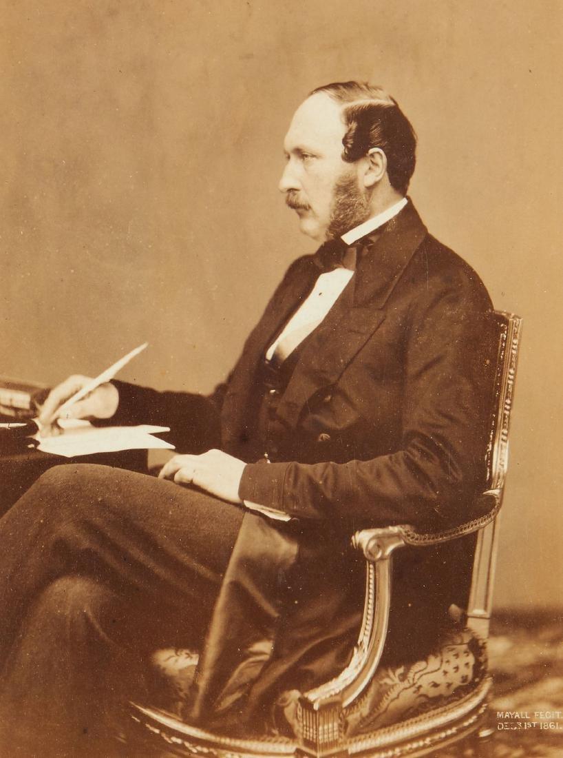 John Jabez Edwin Mayall (1813-1901) - Prince Albert,