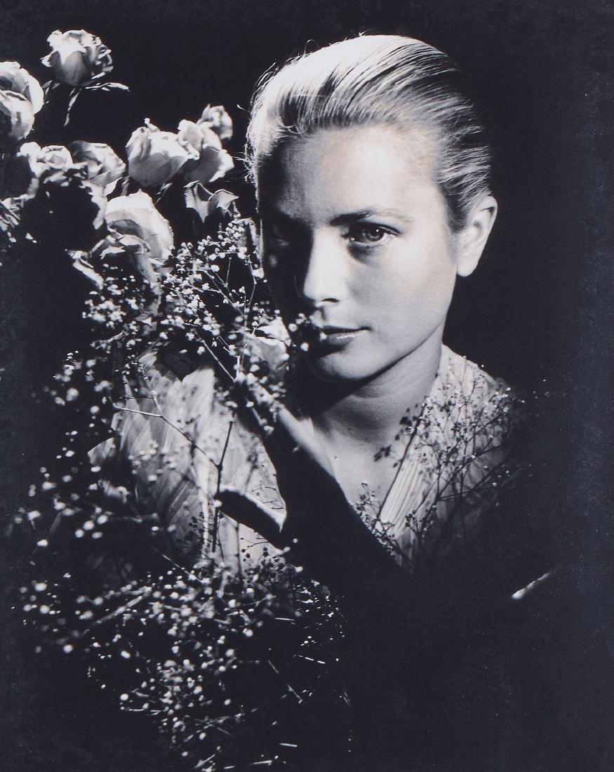 Peter Basch (1921-2004) - Grace Kelly, 1963