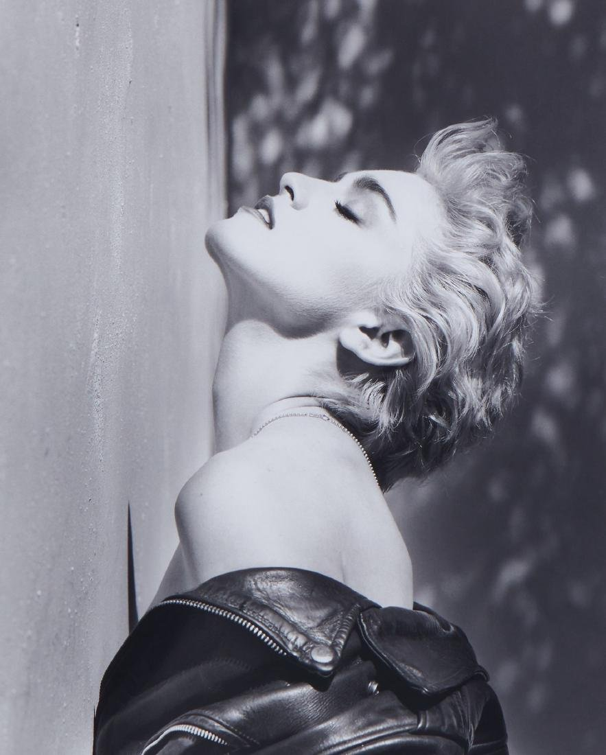 Herb Ritts (1952-2002) - Madonna, True Blue, 1986