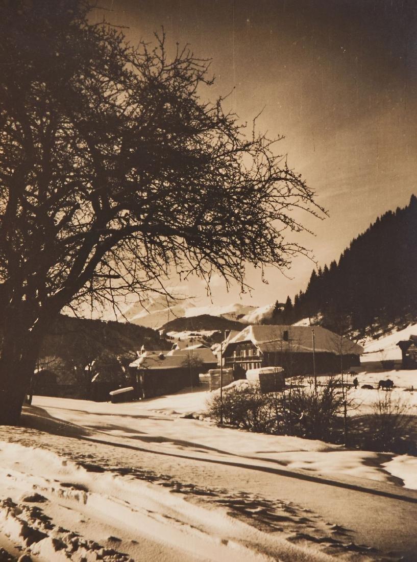 Charles Sheeler (1883-1965) - Winter, 1932