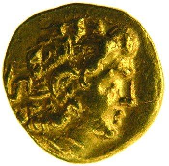 463D: Thrace, Lysimachos (323-281 B.C)