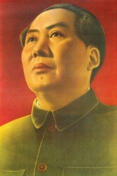 4A: Early portrait of Chairman Mao