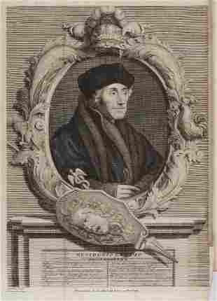 Erasmus, Desiderius - Opera omnia , 10 volumes in 11 ,