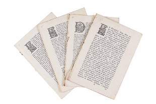 Portuguese pamphlets.- - Royal decrees regarding Goa,