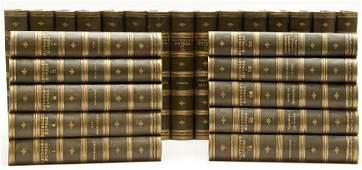 Scott -  Works [Waverley Novels] , 25 vol., Centenary