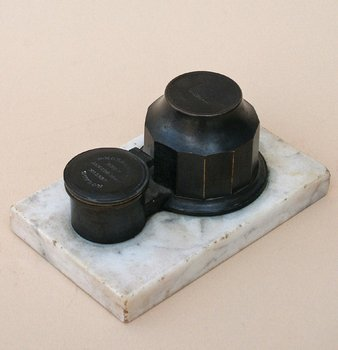 14B: MORDAN STAMP DAMP, design registered 1848