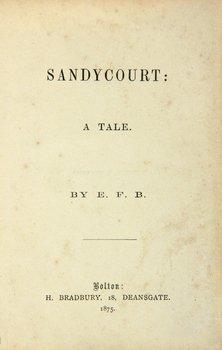 184C: E.F.B. Sandycourt: A Tale