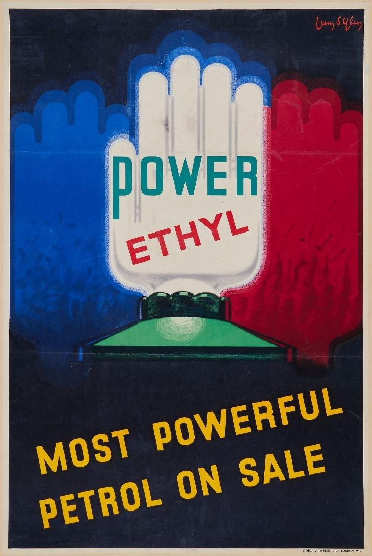 D'YLEN, Jean (1866-1938) - POWER ETHYL