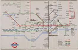 BECK Henry Charles 1902  1974  LONDON RAILWAYS