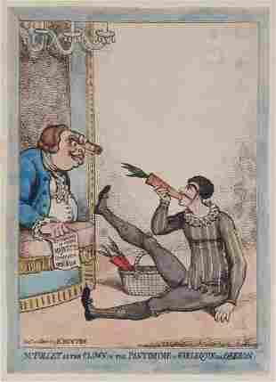 Newton Richard Mr Follet as the Clown in the