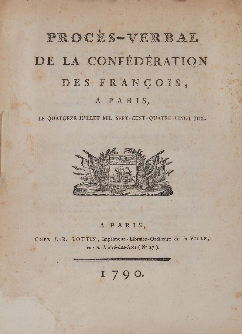 French Revolution:- - Procès-verbal de la