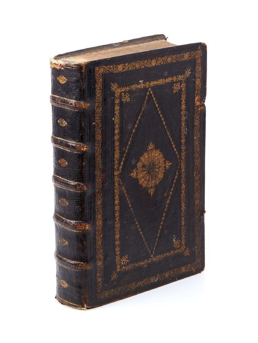 Binding.- - Missale Romanum,