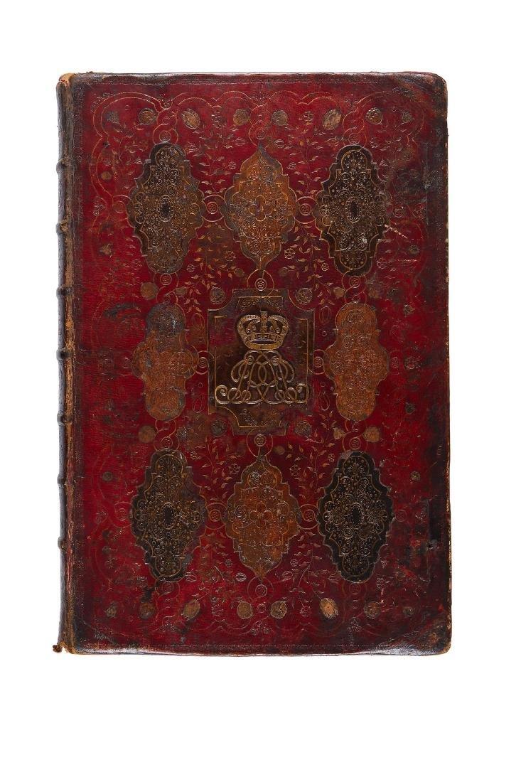 Binding.- - Book of Common Prayer (The),