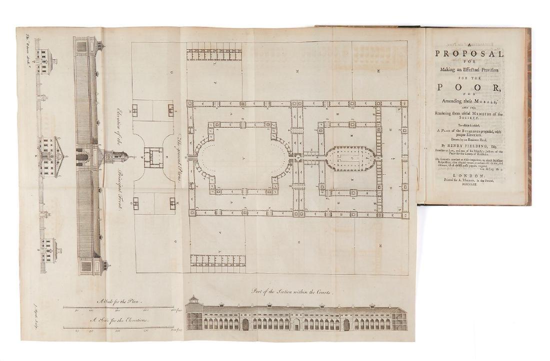 Fielding (Henry) - A Proposal for Making an Effectual