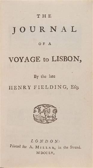Fielding Henry The Jounal of a Voyage to Lisbon
