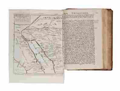 Motte (Benjamin) - The Philosophical Transactions,