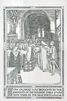 5B: Malory (Sir Thomas) Le Morte Darthur,  Ashendene 1