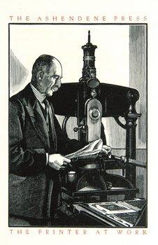 13B: Desc.Bibliography..Ashendene Press,1935