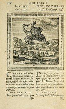 10C: Epiphanius (Saint) Ad physiologum...